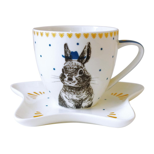 Stary cup and saucer BL