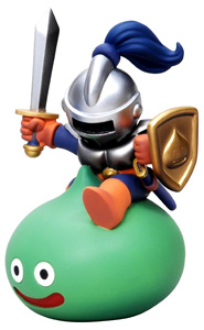 Dragon Quest Soft Vinyl Monster 6 Slime-Knight (PVC Figure)
