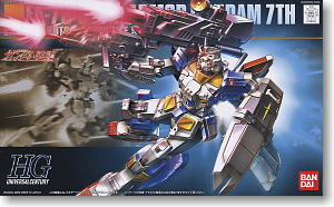 Full Armor 7th Gundam (HGUC) (Gundam Model Kits)