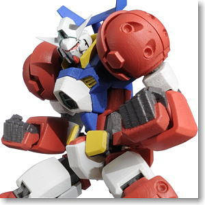 Robot Spirits < Side MS > Gundam AGE-1 Titus (Completed)