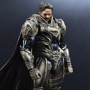 Man of Steel Play Arts Kai Jor-El (PVC Figure)