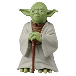 Metal Figure Collection Star Wars #5 Yoda (Completed)