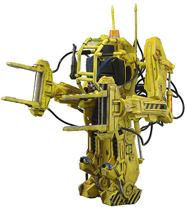 Alien/ 7 inch Action Figure Series: Deluxe Vehicle: P-5 Power Loader (Completed)
