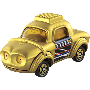 SC-4 Star Wars Star Cars C-3PO (Completed)