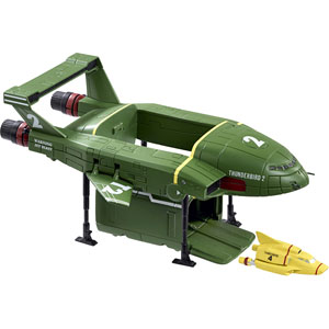 Thunderbirds Sound Vehicle 2 & 4 (Completed)