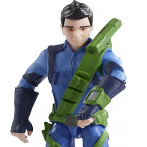 TBF-2 Thunderbirds Action Figure Virgil Tracy (Completed)