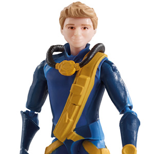 TBF-4 Thunderbirds Action Figure Gordon Tracy (Completed)