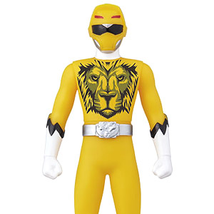 Sentai Hero Series 3 Zyuoh Lion (Completed)