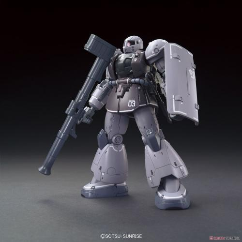 YMS-3 Waff (HG) (Gundam Model Kits)