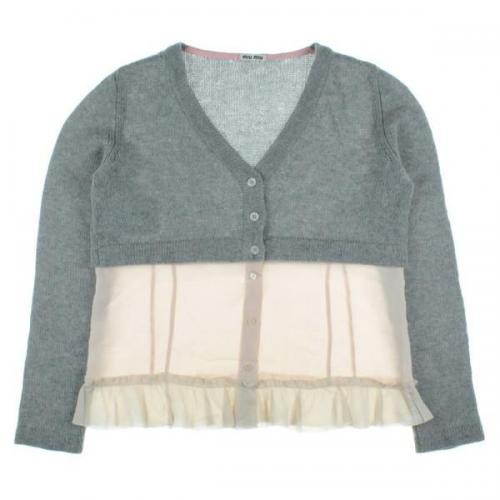 [Pre-Owned] MIU MIU knit size: 38 (M position)