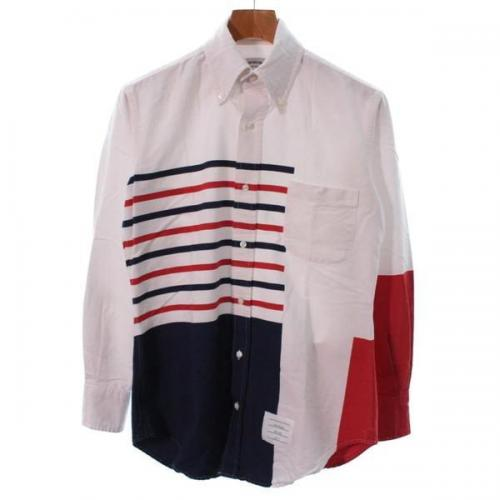 [Pre-Owned] THOM BROWNE shirt size: 0 (XS position)