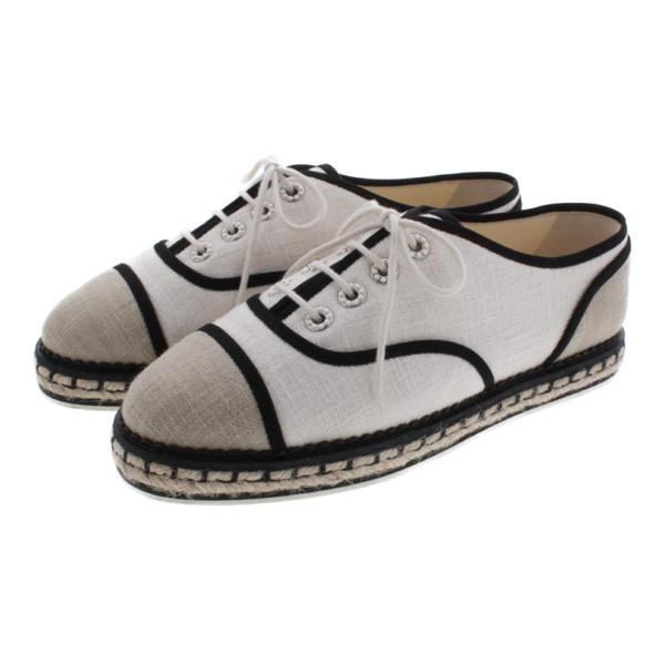 Pre-Owned】 CHANEL Shoes 38 1/2(25cm位