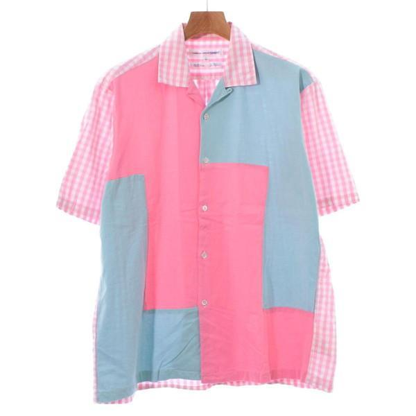 【Pre-Owned】 COMME des GARCONS SHIRT Dress Shirts S