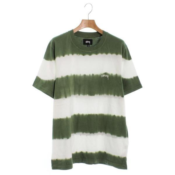 【Pre-Owned】 STUSSY T-shirts / Cut & Sew S