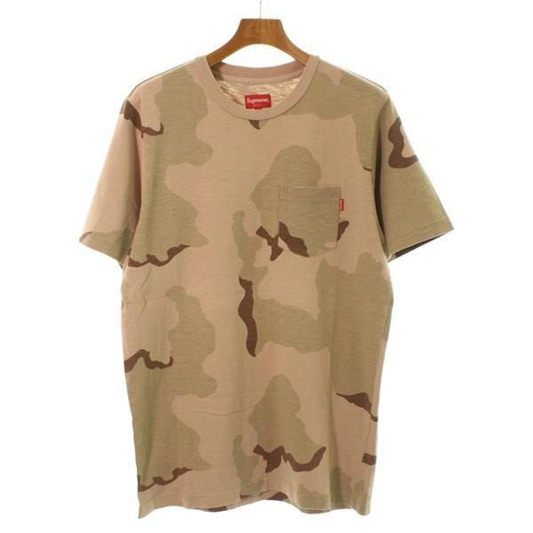 【Pre-Owned】 Supreme T-shirts / Cut & Sew M