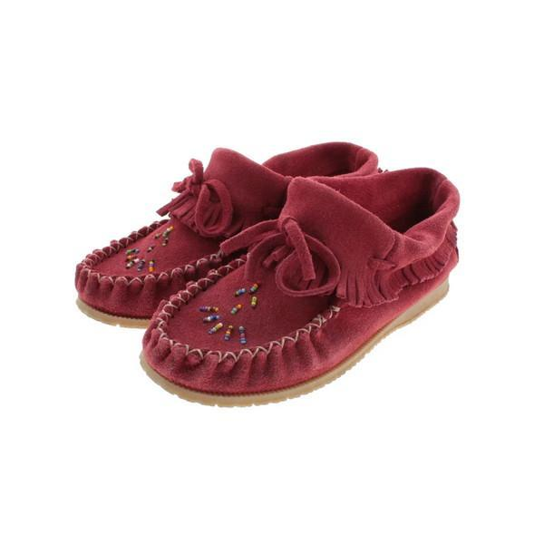 【Pre-Owned】 AMIMOC Shoes 7(24cm位)
