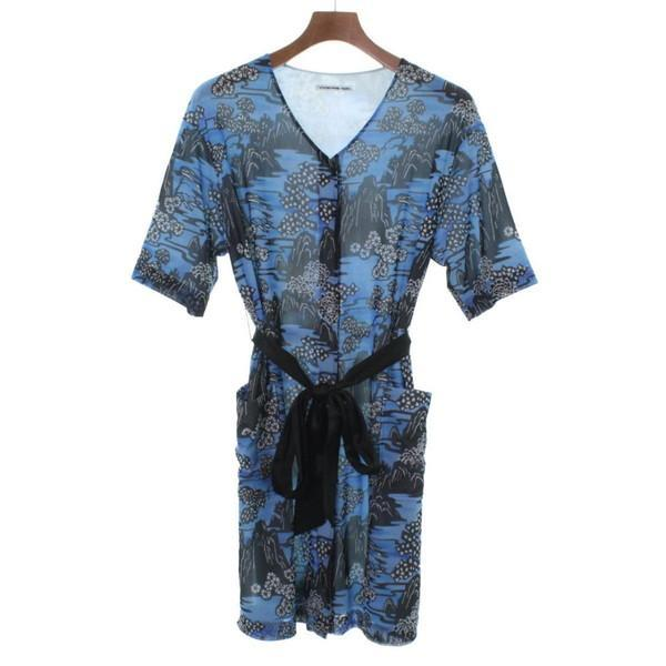 【Pre-Owned】 VIVIENNE TAM One-piece Dresses 40(M位)