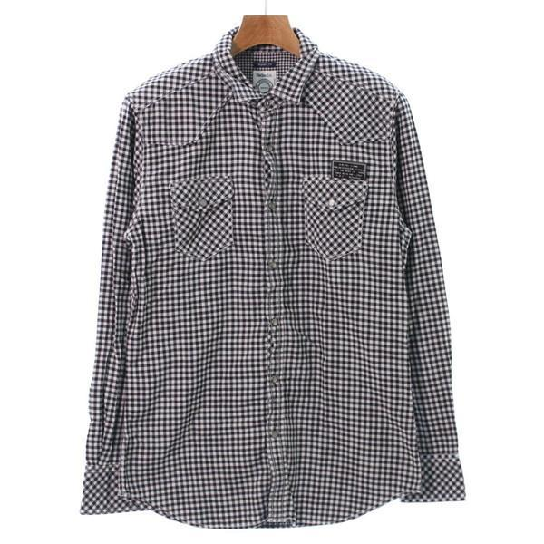 【Pre-Owned】 DIESEL Dress Shirts S