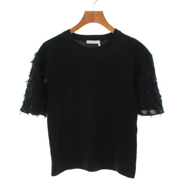【Pre-Owned】 See By Chloe T-shirts / Cut & Sew XS