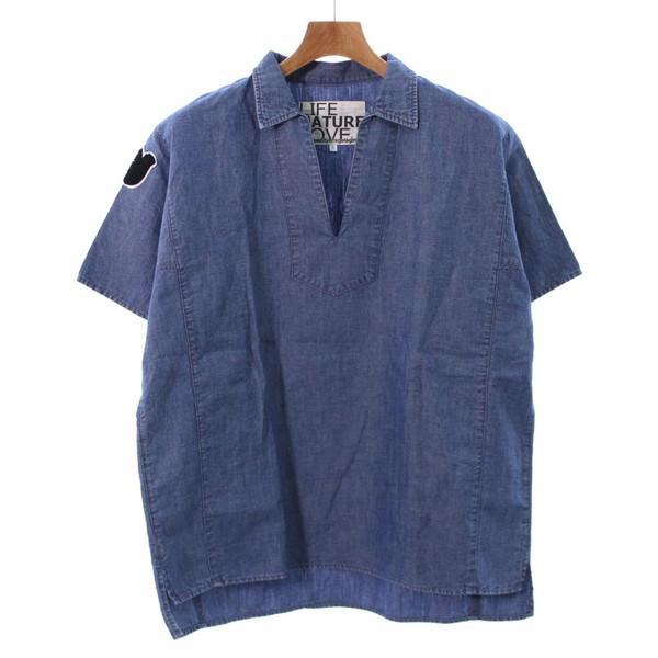 【Pre-Owned】 FREECITY Dress Shirts S