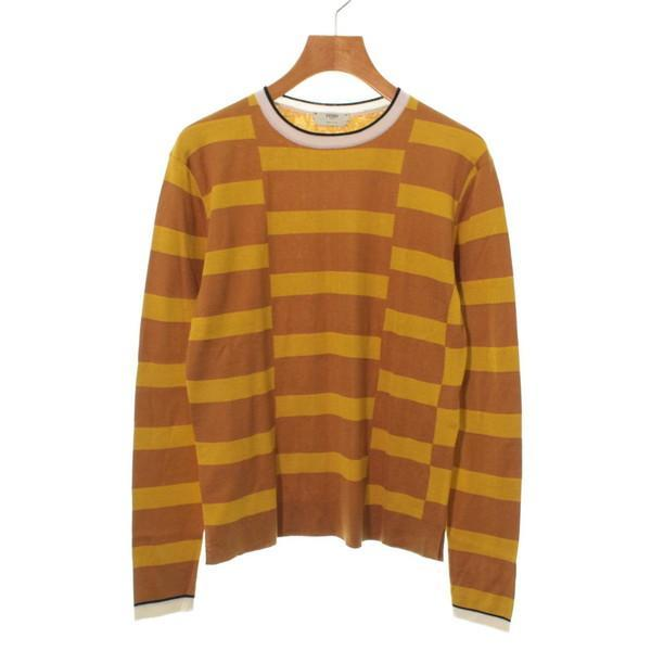 【Pre-Owned】 FENDI Knit Shirts 38(S位)