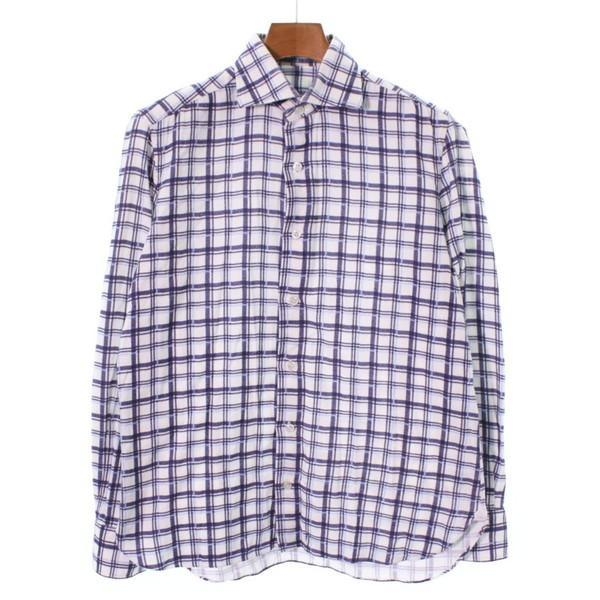 【Pre-Owned】 Errico Formicola Dress Shirts 39(M位)