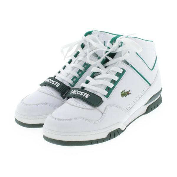 【Pre-Owned】 LACOSTE 신발 10(28.5cm位)
