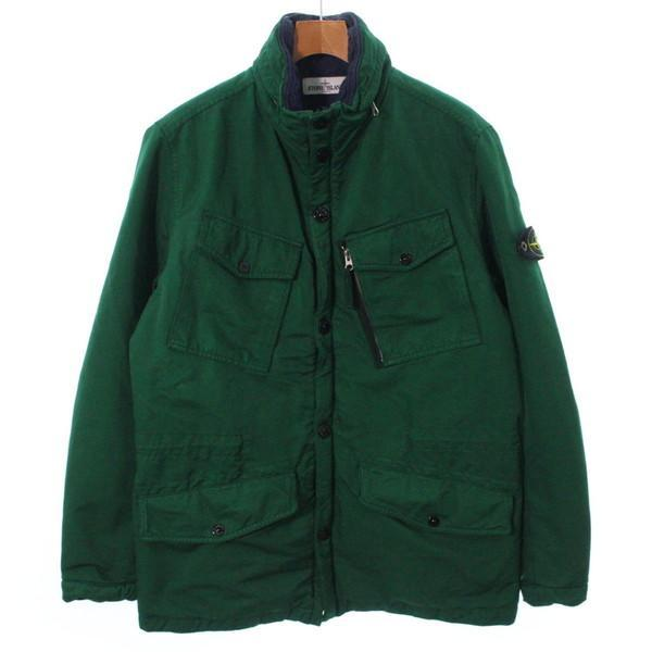 【Pre-Owned】 STONE ISLAND 블루종 -(M位)