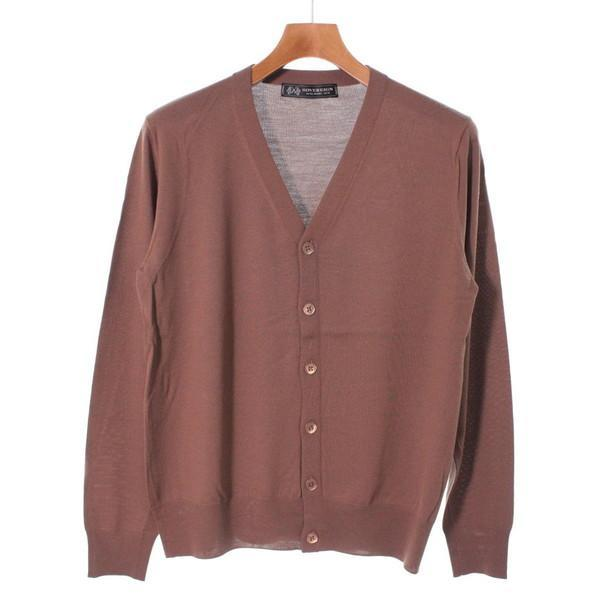 【Pre-Owned】 SOVEREIGN Knit Shirts 46(M位)