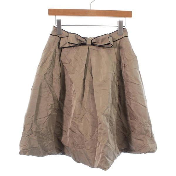 【Pre-Owned】 FOXEY Skirts 38(S位)