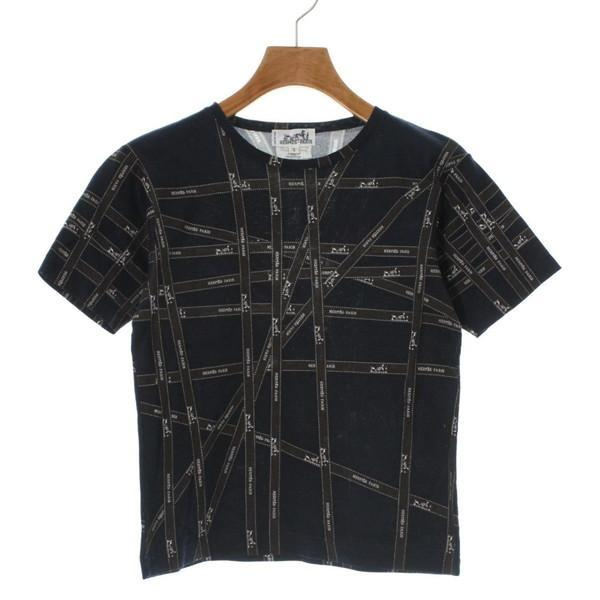 【Pre-Owned】 HERMES T-shirts/Cut & Sew S