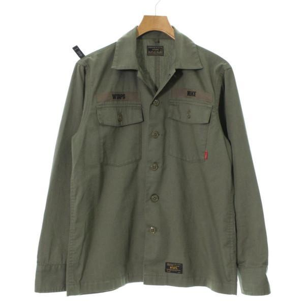 【Pre-Owned】 WTAPS Dress Shirts 2(M位)