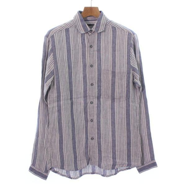 【Pre-Owned】 FRANKLEDER Dress Shirts XS
