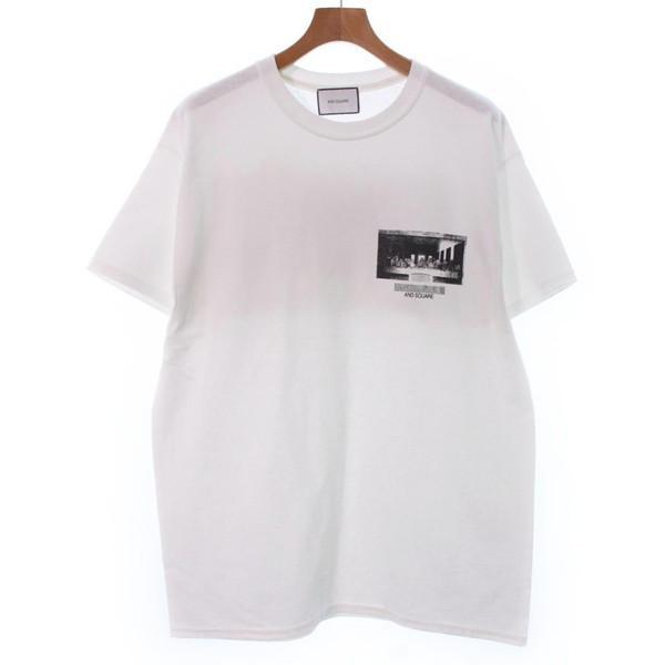 【Pre-Owned】 AND SQUARE T-shirts/Cut & Sew -(M位)