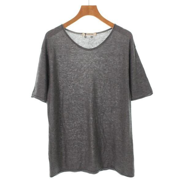 【Pre-Owned】 T by ALEXANDER WANG Knit Shirts S