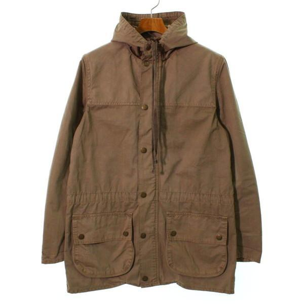【Pre-Owned】 Barbour 블루종 M