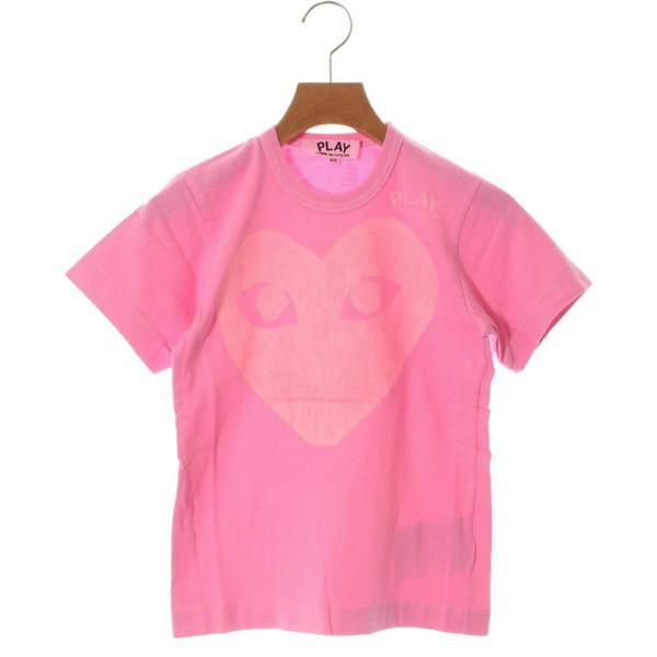 【Pre-Owned】 PLAY COMME des GARCONS T 셔츠 니트 XS