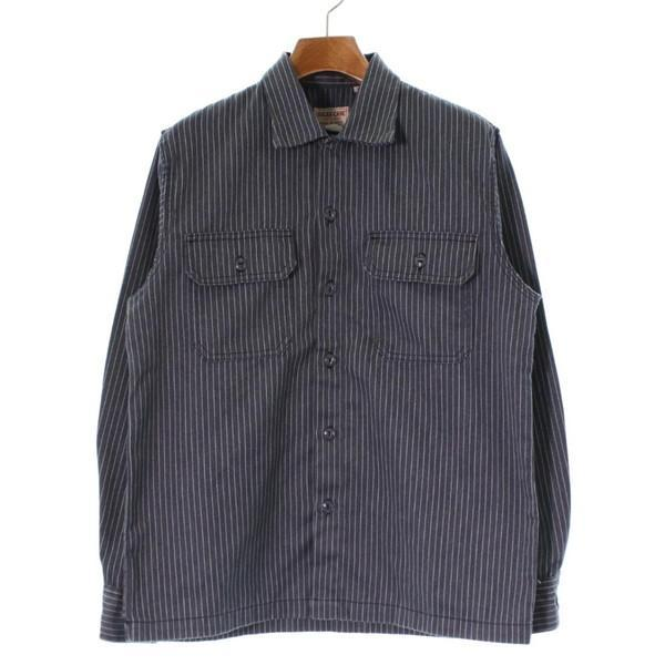 【Pre-Owned】 SUGAR CANE Dress Shirts S