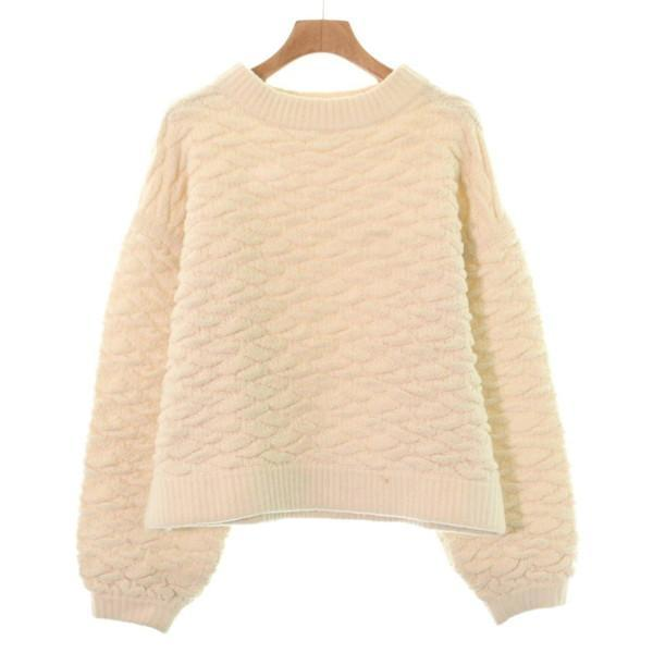 【Pre-Owned】 SAYAKA DAVIS Knit Shirts P(S位)