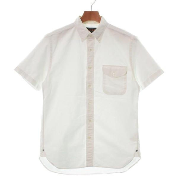 【Pre-Owned】 BEAMS PLUS Dress Shirts S