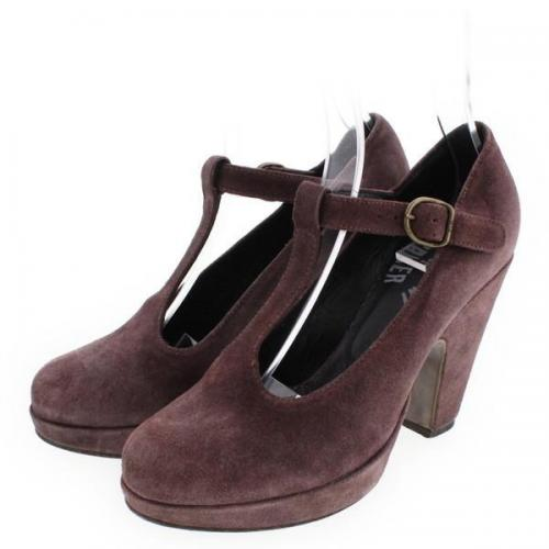 [Pre-Owned] FIORENTINI + BAKER shoes size: 38 (24.5 scan Sakaisu