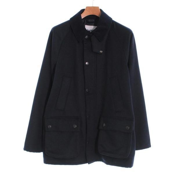 【Pre-Owned】 Barbour 블루종 38(S位)