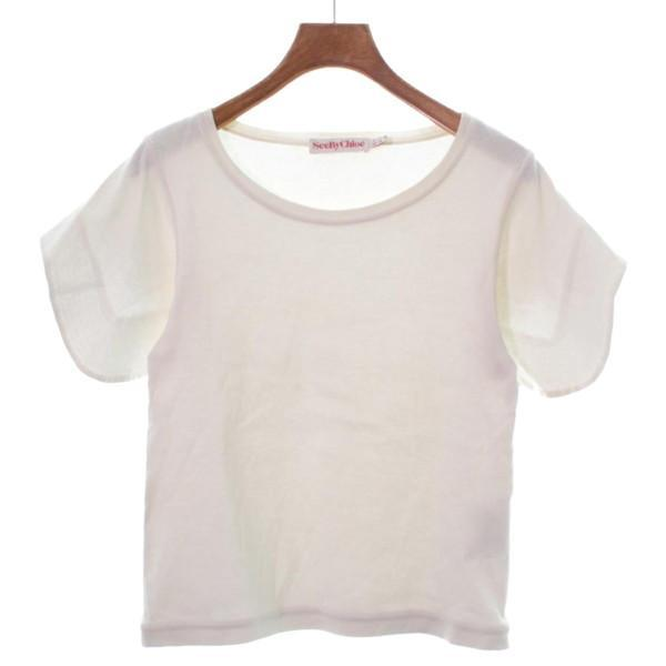 【Pre-Owned】 See By Chloe T-shirts / Cut & Sew 34(XXS位)