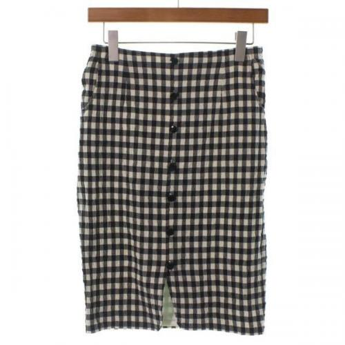 [Pre-Owned] Lily Brown skirt size: 1 (S 菴