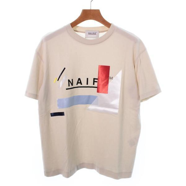 【Pre-Owned】 NAIFE T-shirts / Cut & Sew M