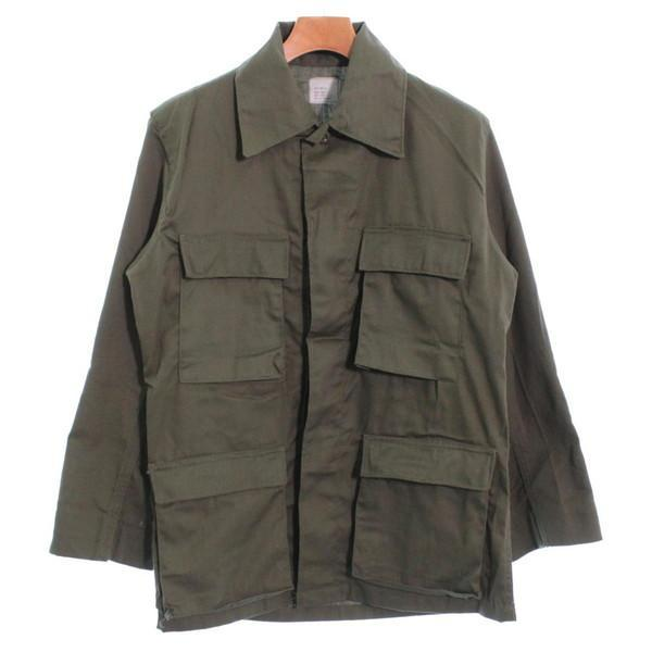 【Pre-Owned】 MILITARY 블루종 S