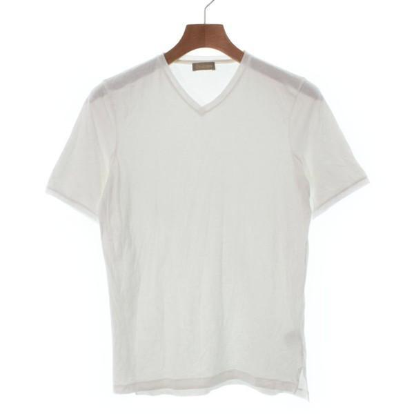 【Pre-Owned】 Cruciani T-shirts/Cut & Sew 46(M位)
