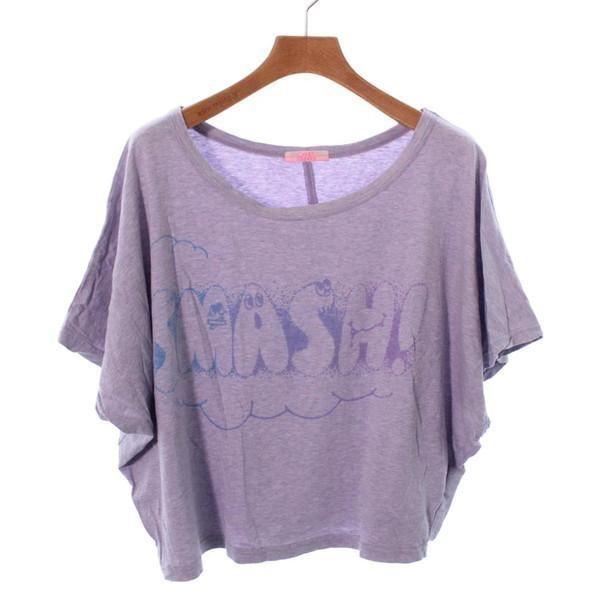 【Pre-Owned】 Candy Stripper T-shirts / Cut & Sew 2(M位)