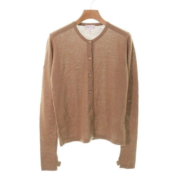 【Pre-Owned】 Agnes b. Knit Shirts 1(S位)