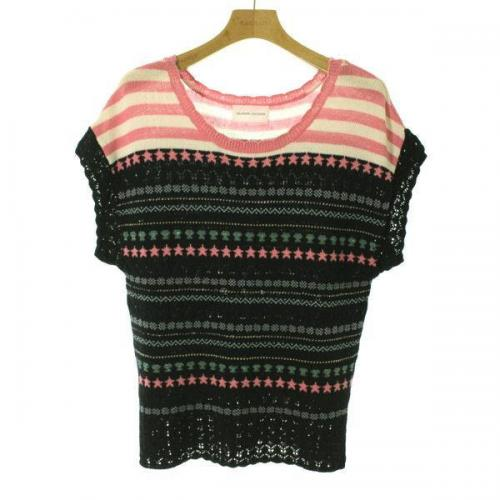 [Pre-Owned] TSUMORI CHISATO knit size: 2 (M position)